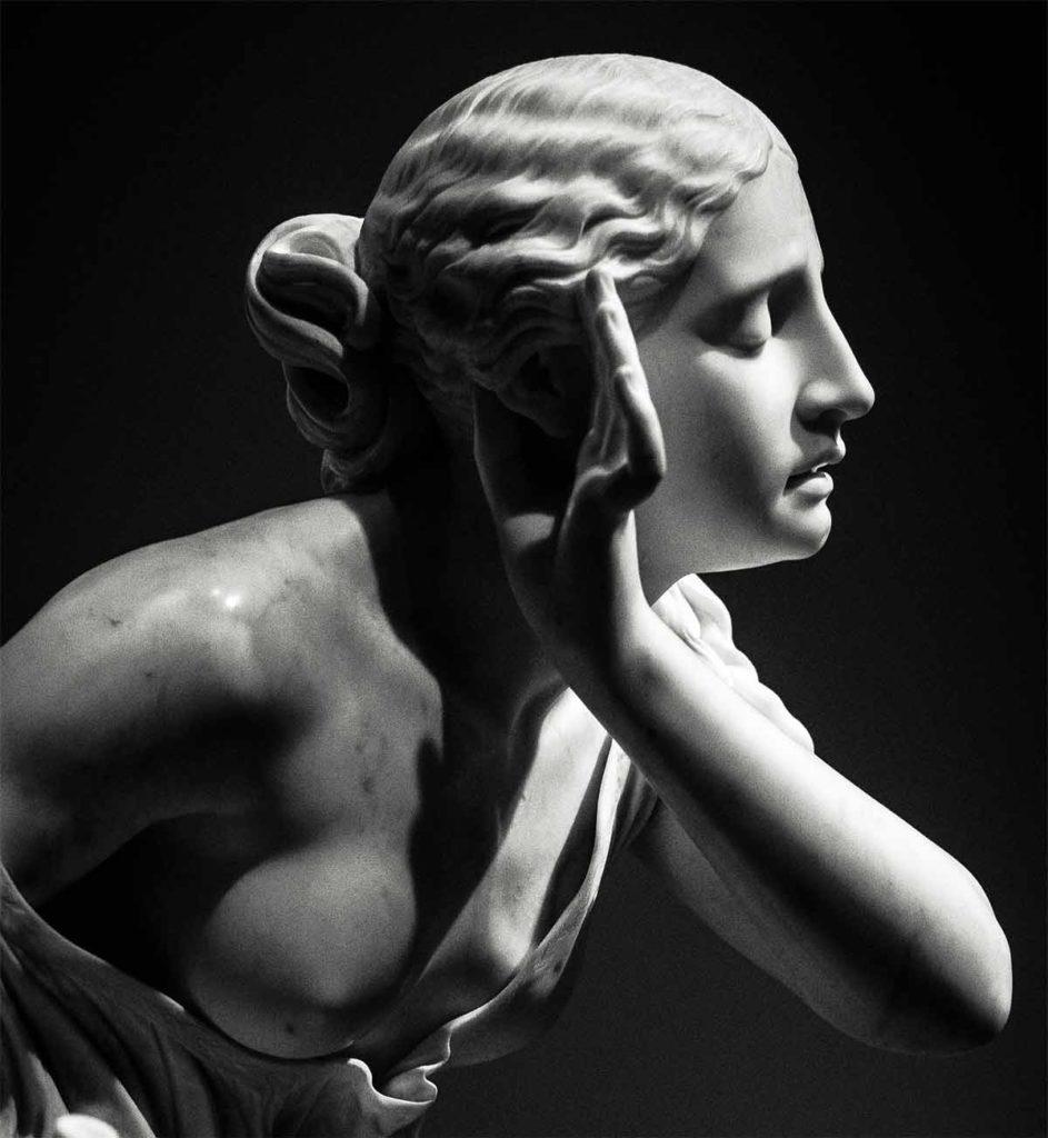 Statur Antike: Facelift Vorbild